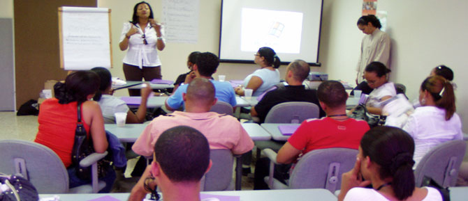 Proyecto Trabajo y Salud: Respuesta al VIH/SIDA en los Lugares de Trabajo